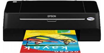 Сброс памперса Epson Stylus T20