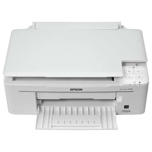 Сброс памперса Epson Stylus TX121
