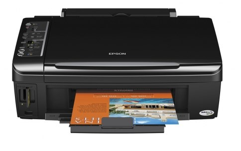 Сброс памперса Epson Stylus TX200 и прошивка принтера
