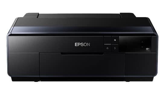 Сброс памперса Epson SureColor SC-P607 и прошивка принтера