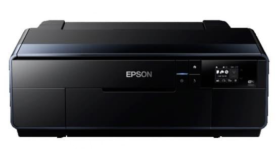 Сброс памперса Epson SureColor SC-P608 и прошивка принтера