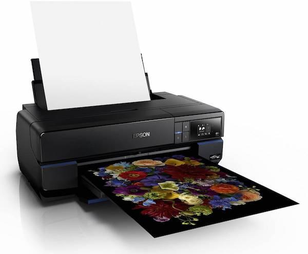 Сброс памперса Epson SureColor SC-P800 и прошивка принтера