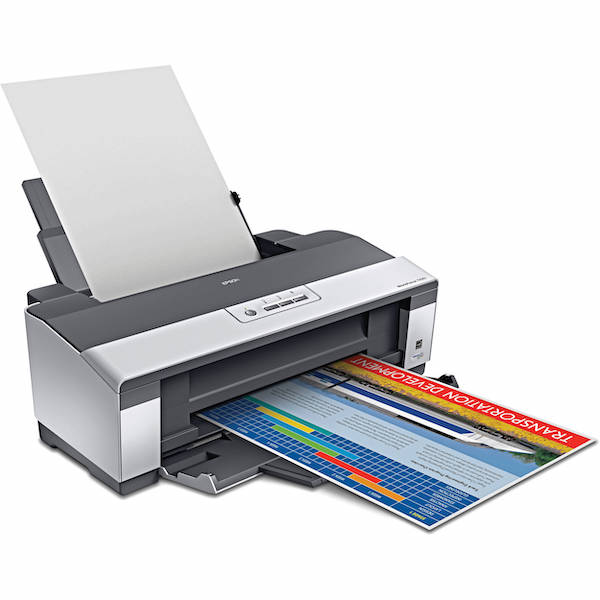 Сброс памперса Epson WorkForce 1100