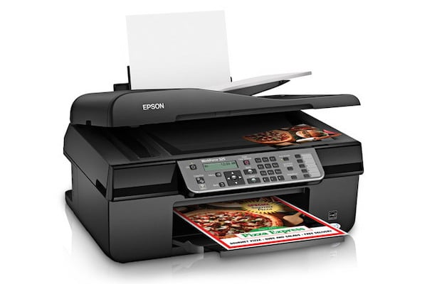 Сброс памперса Epson WorkForce 325 и прошивка принтера