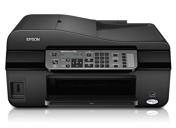 Сброс памперса Epson WorkForce 435