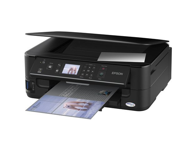 Сброс памперса Epson WorkForce 625