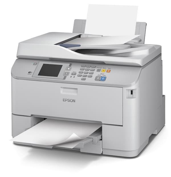 Сброс памперса Epson WorkForce Pro WF-5623 и прошивка принтера