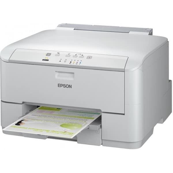 Сброс памперса Epson WorkForce Pro WP-4011 и прошивка принтера