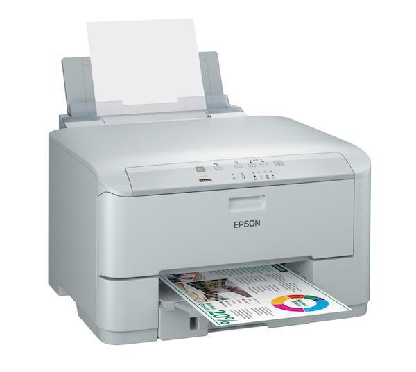 Сброс памперса Epson WorkForce Pro WP-4015DN и прошивка принтера
