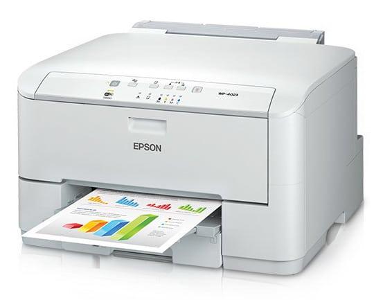 Сброс памперса Epson WorkForce Pro WP-4023 и прошивка принтера