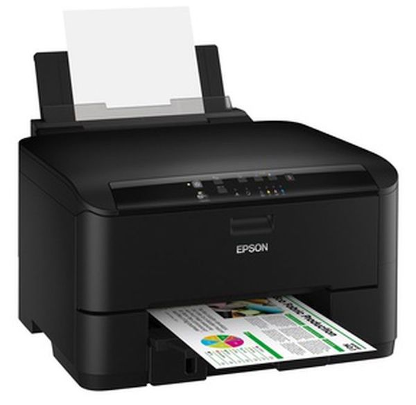 Сброс памперса Epson WorkForce Pro WP-4025DW и прошивка принтера
