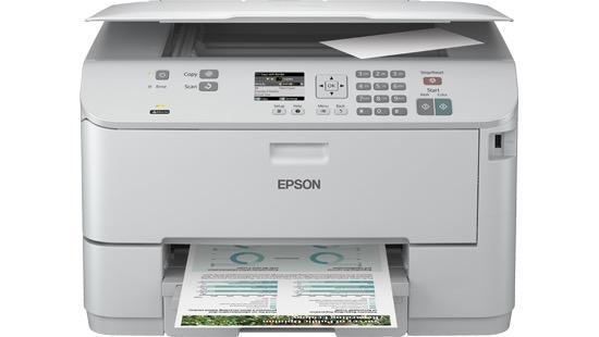 Сброс памперса Epson WorkForce Pro WP-4511 и прошивка принтера