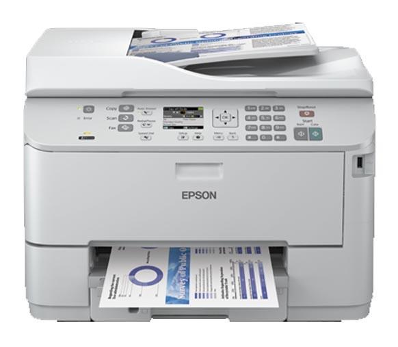 Сброс памперса Epson WorkForce Pro WP-4531 и прошивка принтера