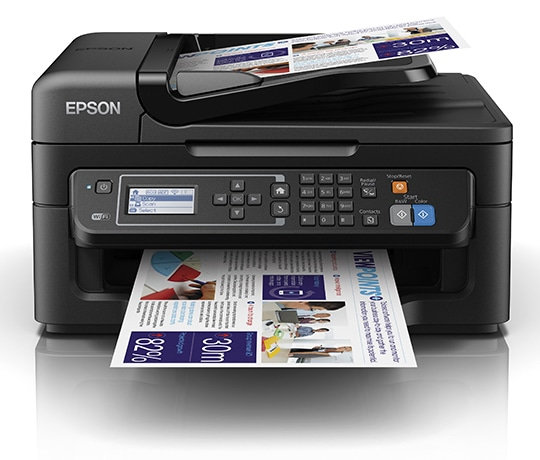 Сброс памперса Epson WorkForce WF-2531