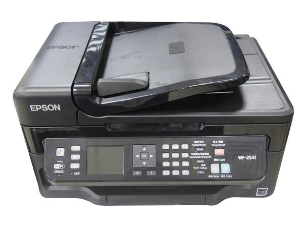Сброс памперса Epson WorkForce WF-2541
