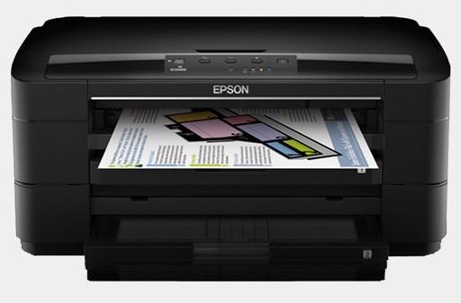 Сброс памперса Epson WorkForce WF-7011 и прошивка принтера