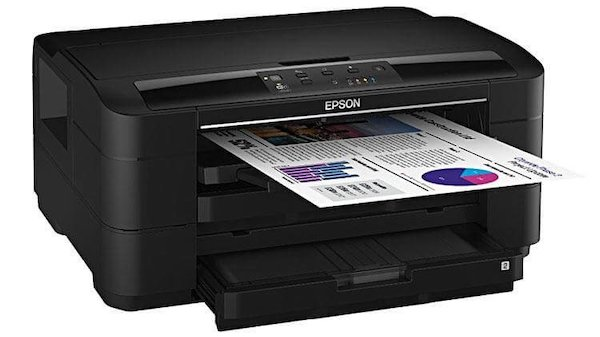 Сброс памперса Epson WorkForce WF-7015