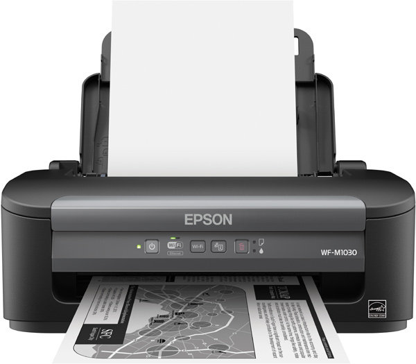 Сброс памперса Epson WorkForce WF-M1030