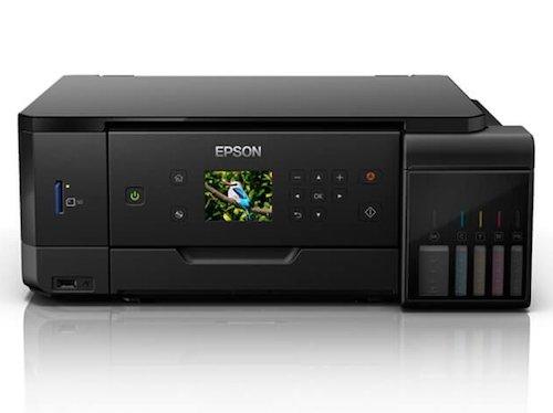 Прошивка принтера Epson EW-M770T и прошивка принтера