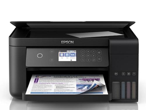 Прошивка принтера Epson L6161 и прошивка принтера