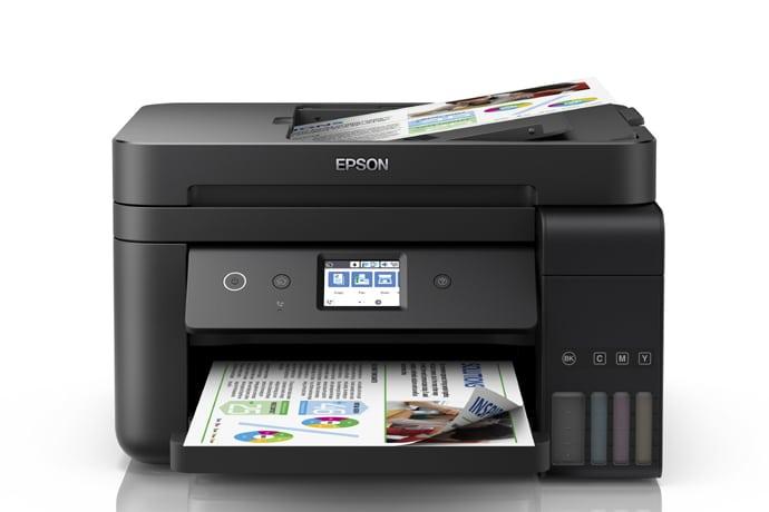 Прошивка принтера Epson L6191 и прошивка принтера