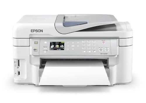 Сброс памперса Epson PX-605F и прошивка принтера