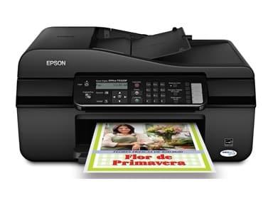 Сброс памперса Epson Stylus Office TX325F и прошивка принтера