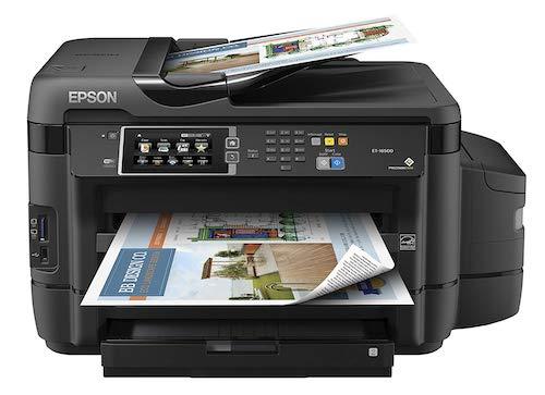 Прошивка принтера Epson WorkForce ET-16500 и прошивка принтера