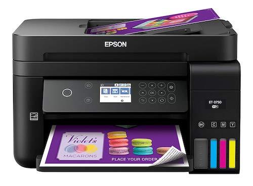 Прошивка принтера Epson WorkForce ET-3750 и прошивка принтера