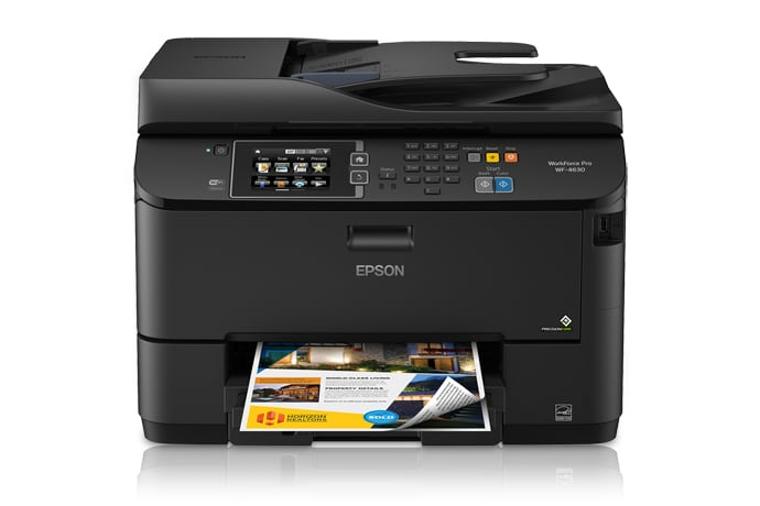 Прошивка принтера Epson WorkForce Pro WF-4630