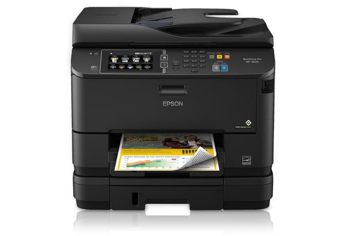 Прошивка принтера Epson WorkForce Pro WF-4640