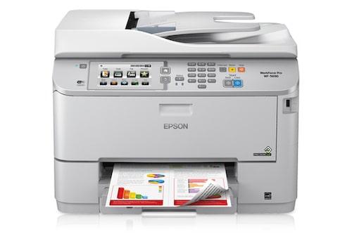 Прошивка принтера Epson WorkForce Pro WF-5690