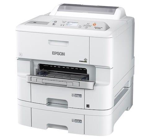 Прошивка принтера Epson WorkForce Pro WF-6093