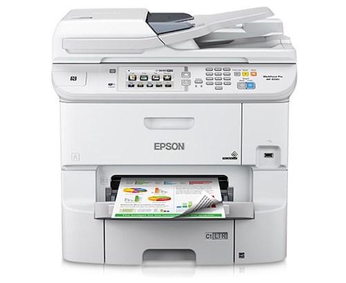 Прошивка принтера Epson WorkForce Pro WF-6593