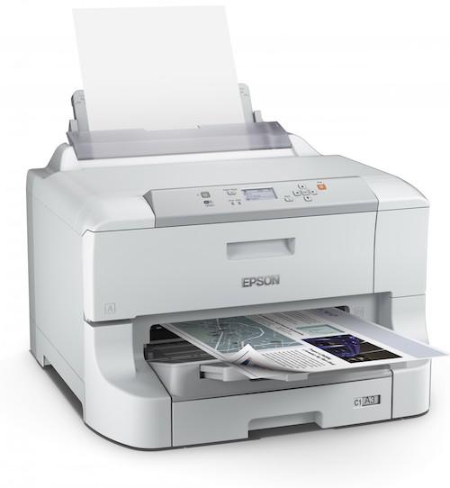 Прошивка принтера Epson WorkForce Pro WF-8010DW