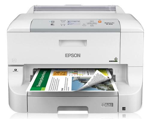 Прошивка принтера Epson WorkForce Pro WF-8090