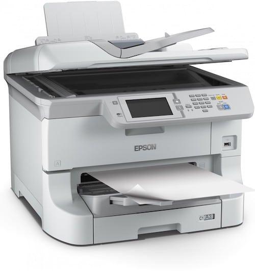 Прошивка принтера Epson WorkForce Pro WF-8510DWF