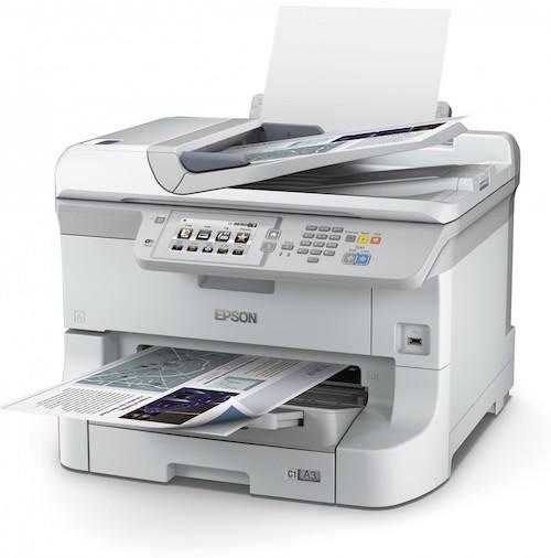 Прошивка принтера Epson WorkForce Pro WF-8590DWF