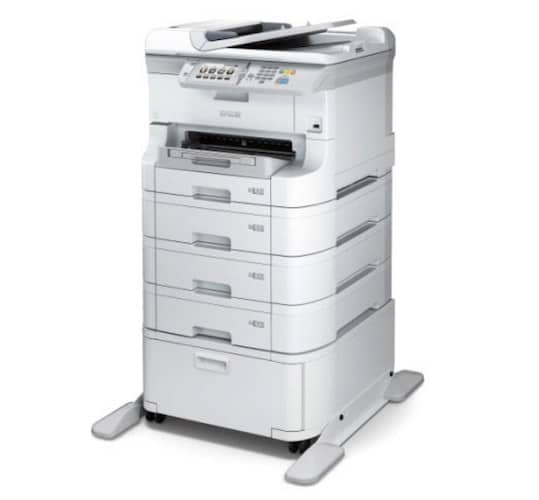 Прошивка принтера Epson WorkForce Pro WF-8593