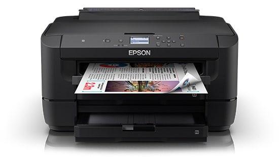 Прошивка принтера Epson WorkForce WF-7211
