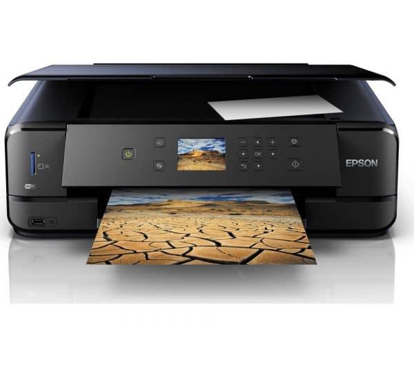 Сброс памперса Epson Expression Premium XP-900. Обнуление счётчика отработанных чернил и прошивка принтера