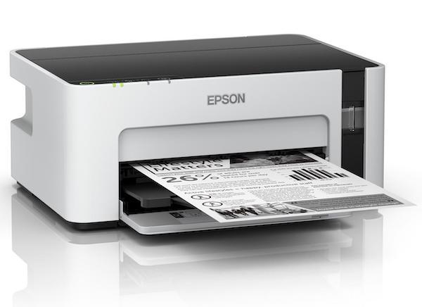 Сброс памперса Epson EcoTank ET-M1120