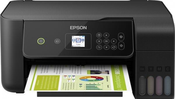 Сброс памперса Epson ET-2720